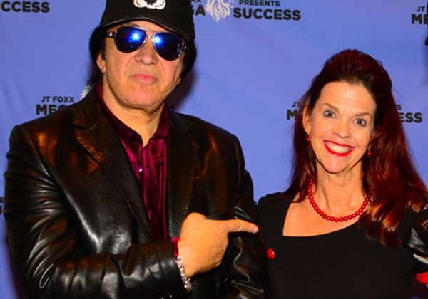 Joy & Gene Simmons  <br>KISS/Rock Bass Guitarist - Singer - Songwriter <br>Record Producer - Entrepreneur - Actor